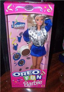 oreo fun barbie W